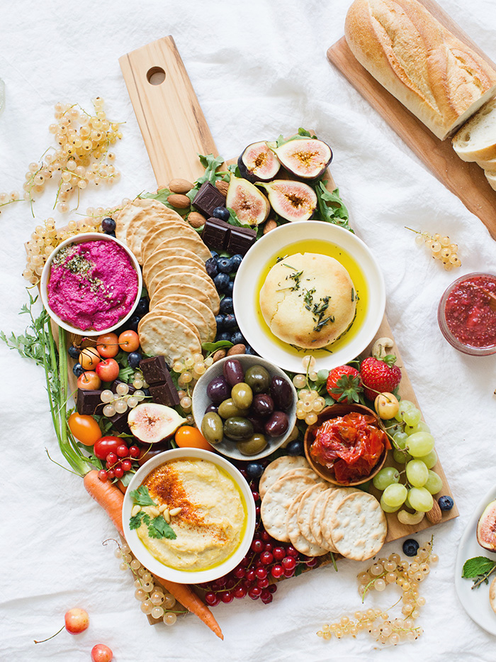 How To Create An Epic Vegan u0027Cheeseu0027 Platter (With 3 Spread Recipes) - The Healthy Hour  sc 1 st  The Healthy Hour & How To Create An Epic Vegan u0027Cheeseu0027 Platter (With 3 Spread Recipes ...